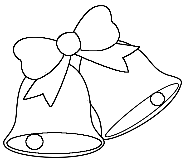 Christmas Bells Pictures Cliparts Co Free Coloring Pages Bells