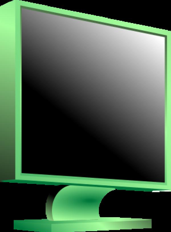 led monitor clipart - photo #9