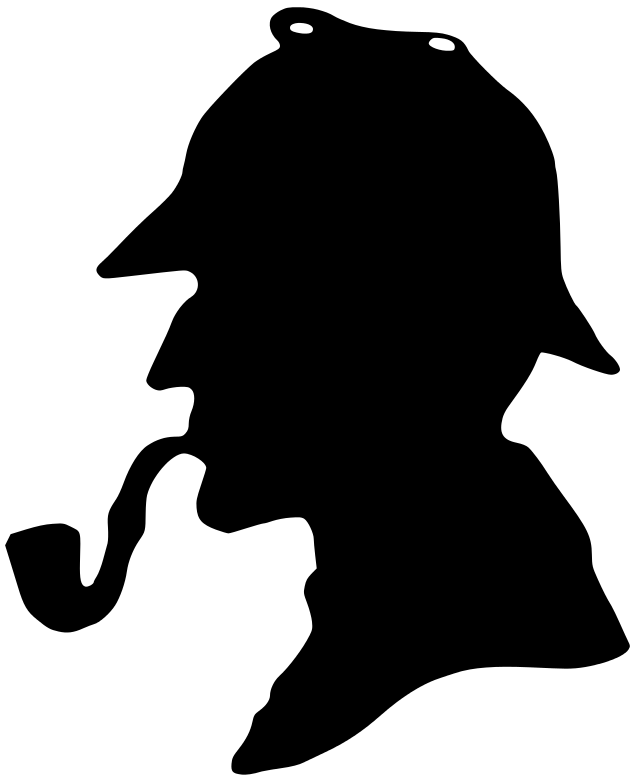 Image result for sherlock holmes abstract