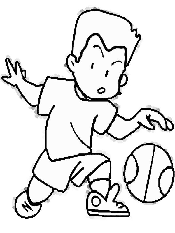 Basketball Pictures For Kids - Cliparts.co