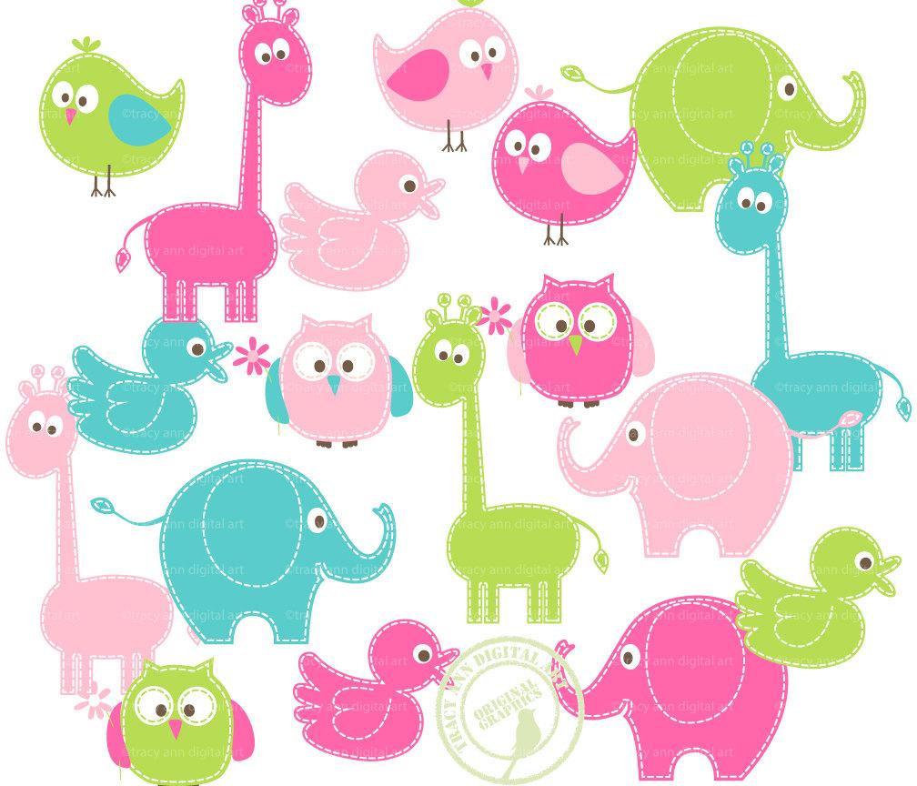 Baby Shower Border Clip Art - Cliparts.co