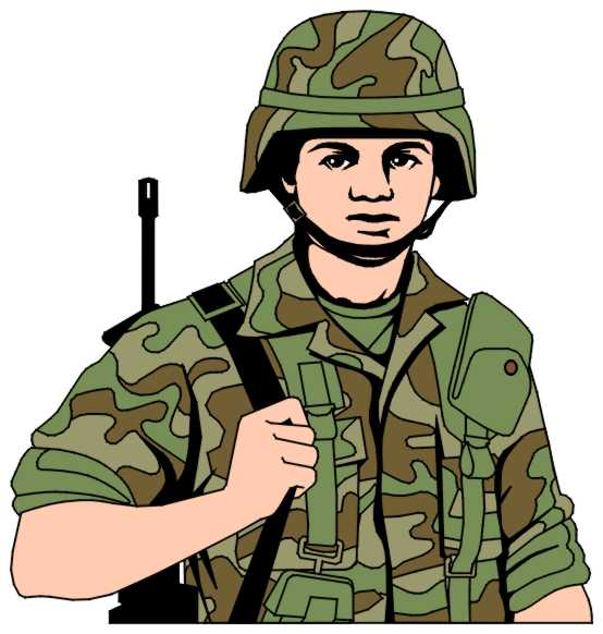 Individual Soldier Clip Art | Clipart Panda - Free Clipart Images