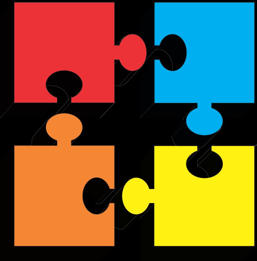Puzzle Pieces Clipart | Clipart Panda - Free Clipart Images