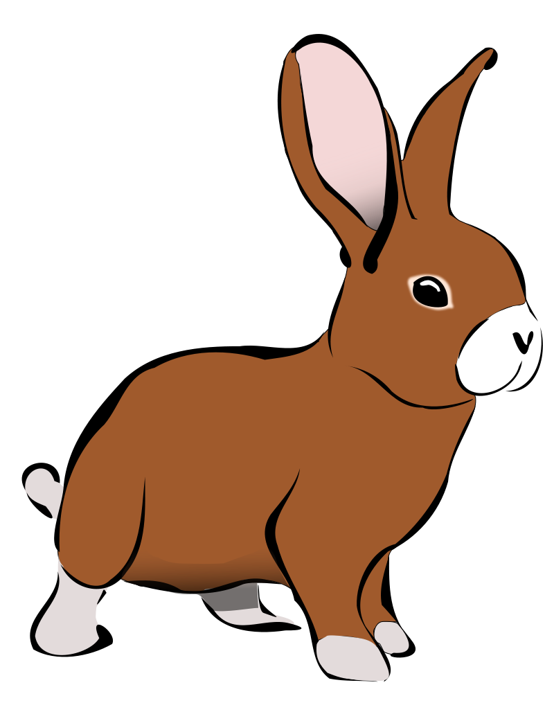 Rabbit Clipart - Cliparts.co