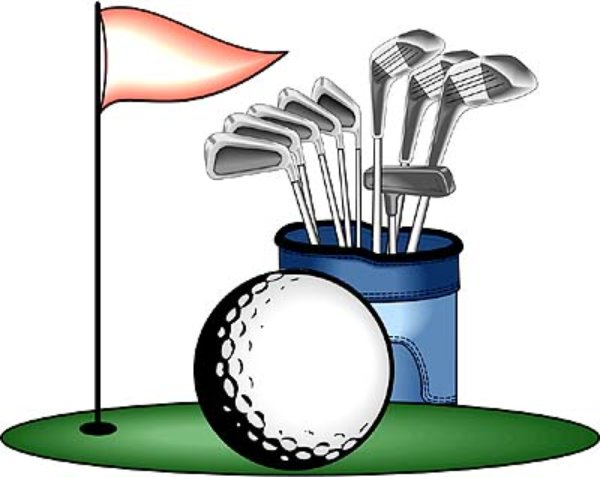 Free Golf Cart Clip Art Images