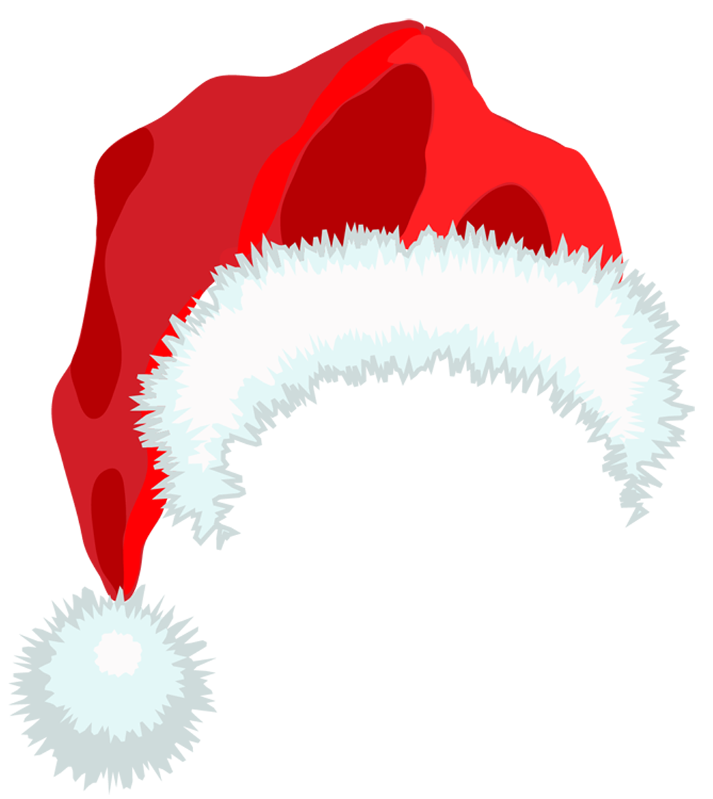 father christmas hat clipart - photo #4