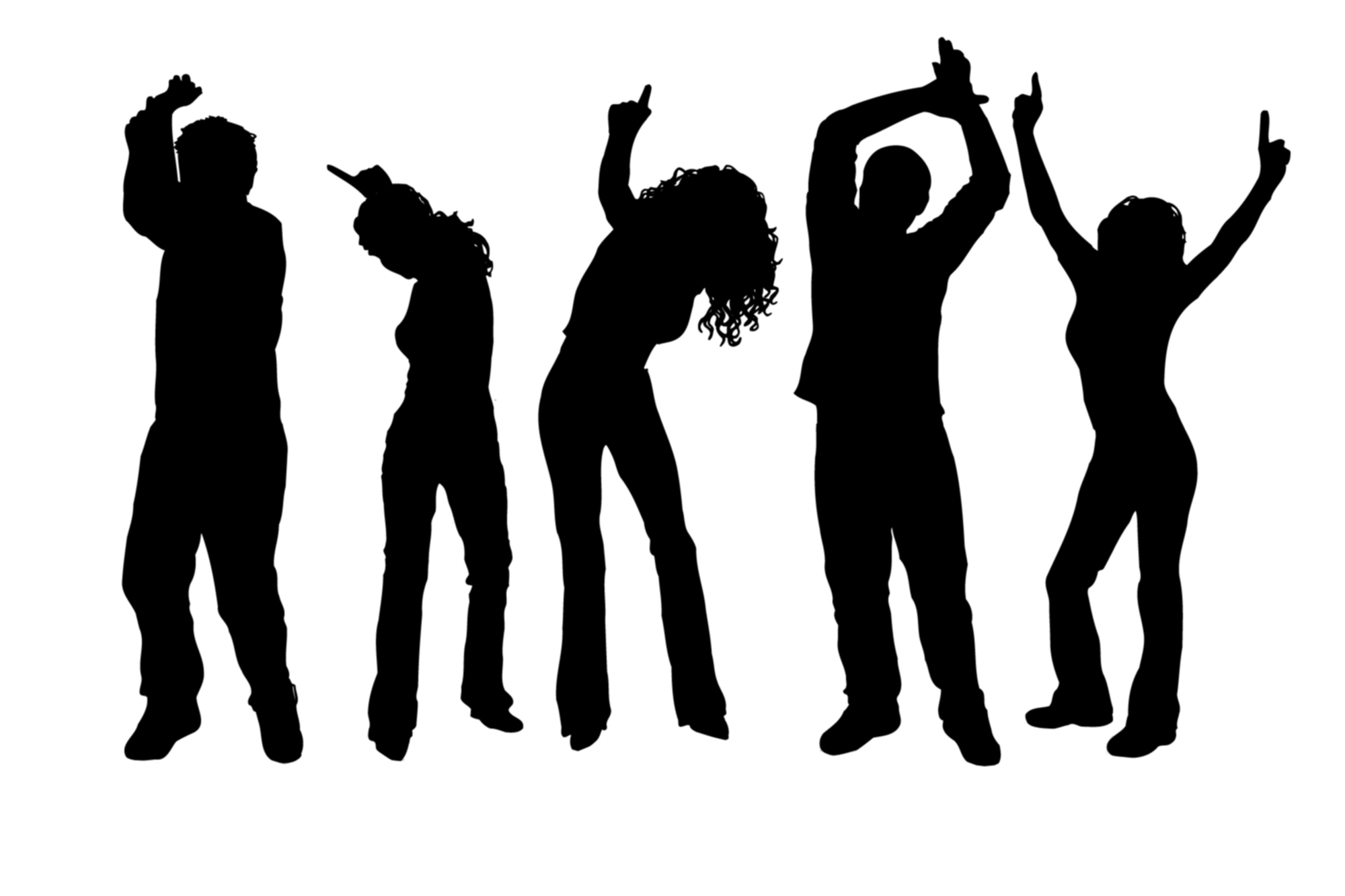 Dance Party beer huggers | Clipart Panda - Free Clipart Images