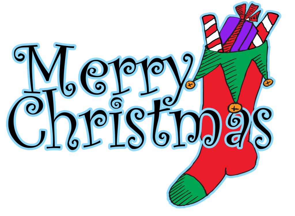 Free Merry Christmas Clip Art - Cliparts.co