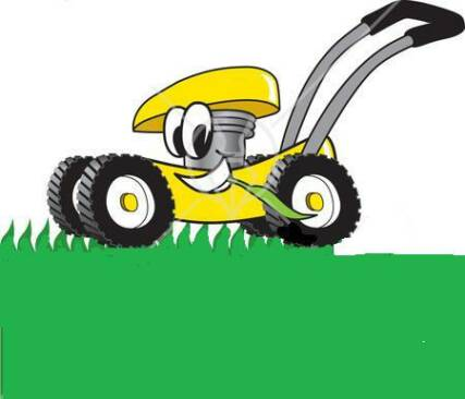 Lawn Mower Cartoon Pictures - Cliparts.co