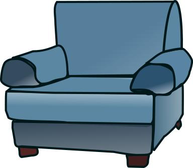 Big Chair Free Clipart #1  sc 1 st  WorldArtsMe & Big Chair Free Clipart