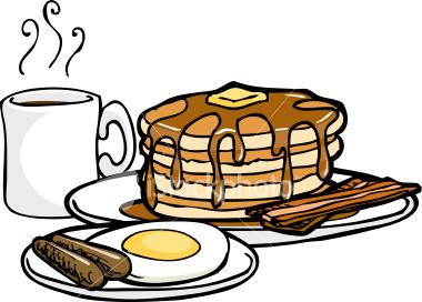 One Pancake Clipart | Food Boyage
