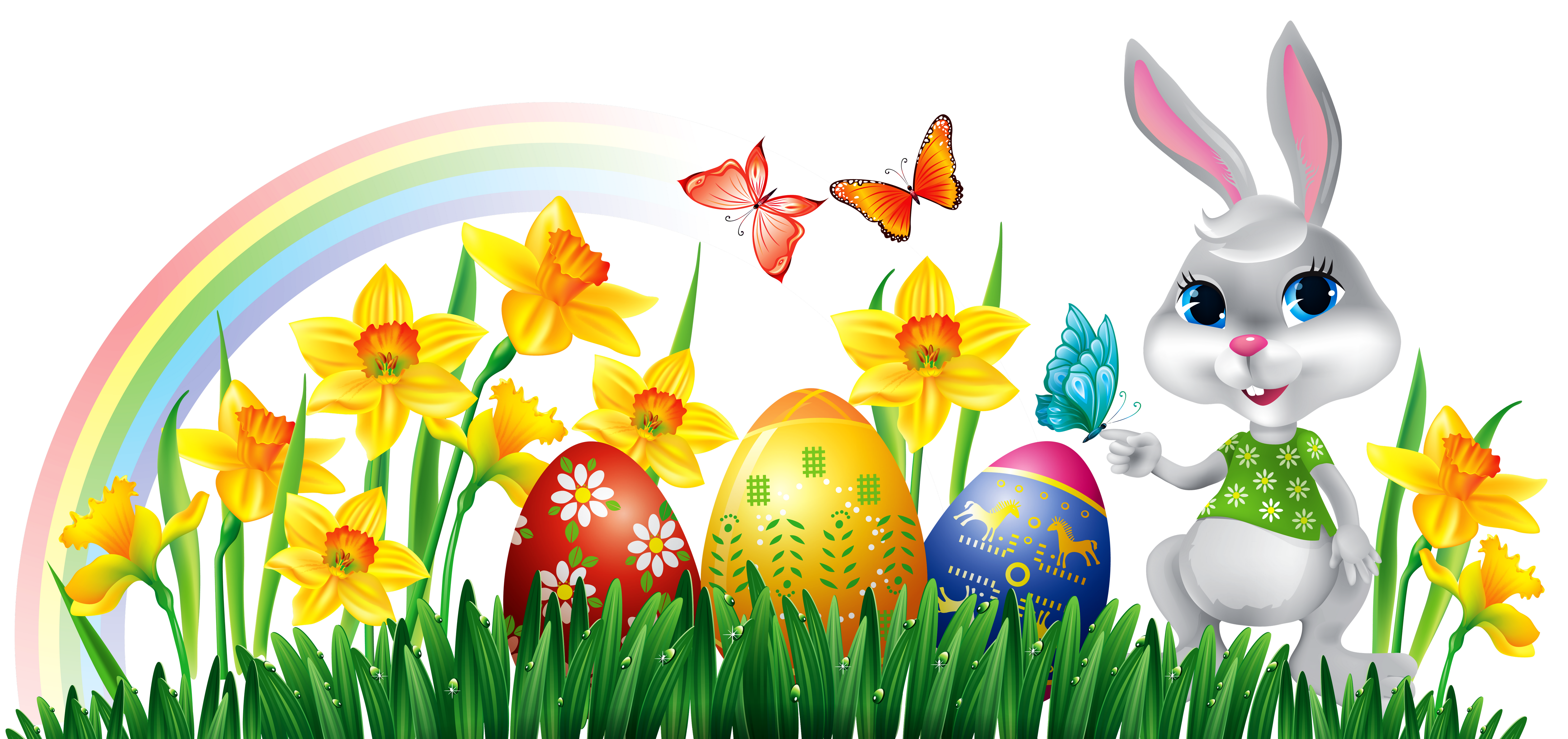 Happy Easter Clip Art Free - Cliparts.co Easter Clip Art Free Images