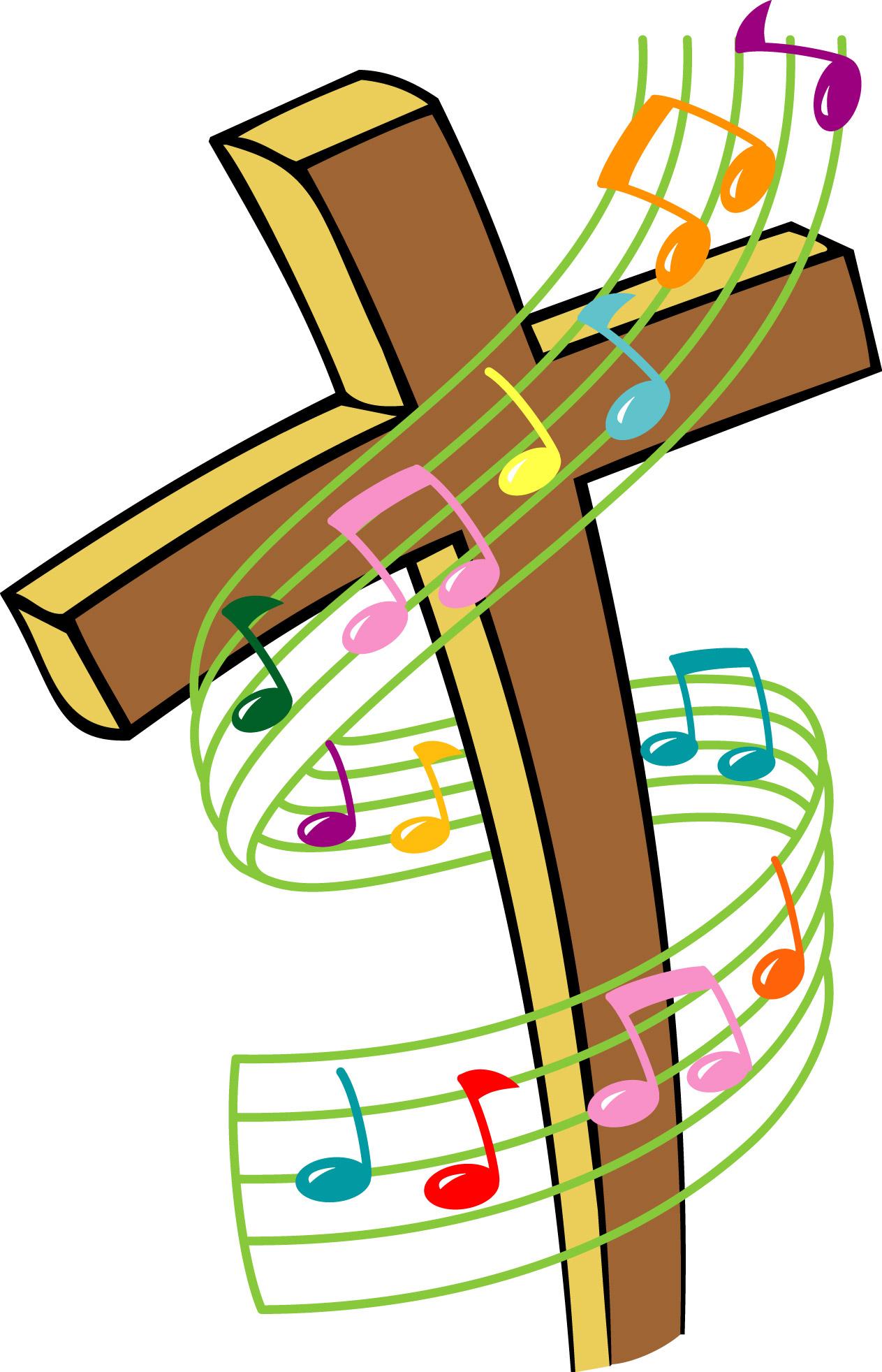 church singers clipart - photo #2