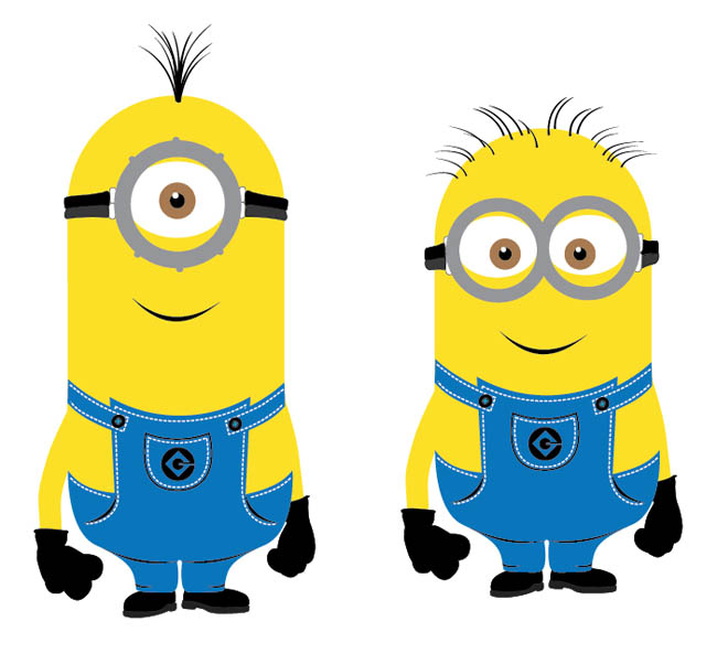animated minions clipart - photo #2