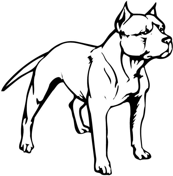 pit bull clip art – Item 3 | Clipart Panda - Free Clipart Images