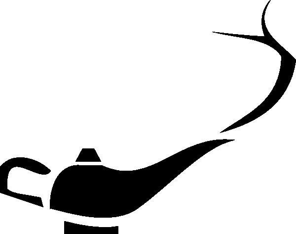 Aladdins lamp stock vector Illustration of greek