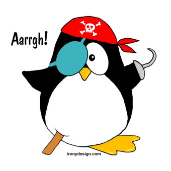 Penguin clipart T-Shirt Designs | Wordans Canada