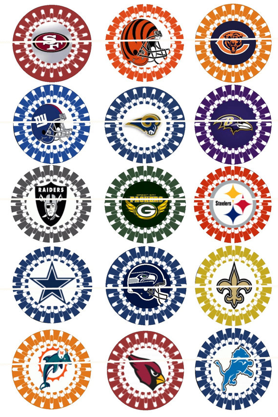 photo about Printable Nfl Logos identified as Printable nfl staff members emblems / Axcent keep track of