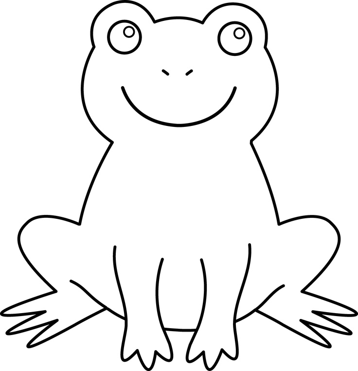 SCAL SVG Frog | Silhouette | Pinterest