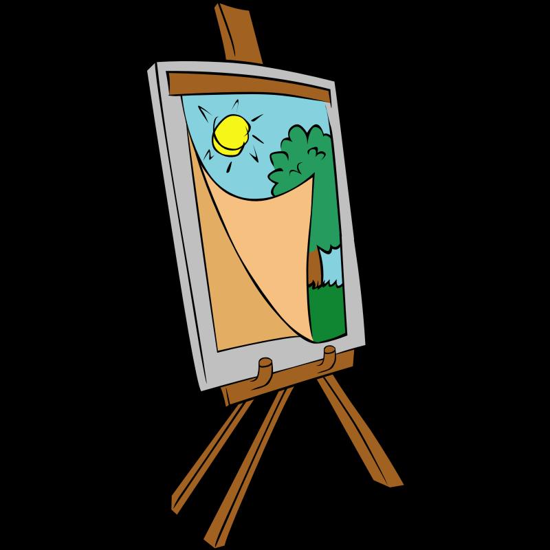 canvas clipart