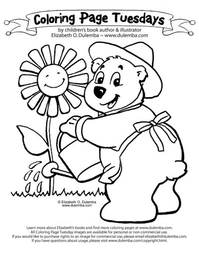 coloring pages of tomato plants - photo#32