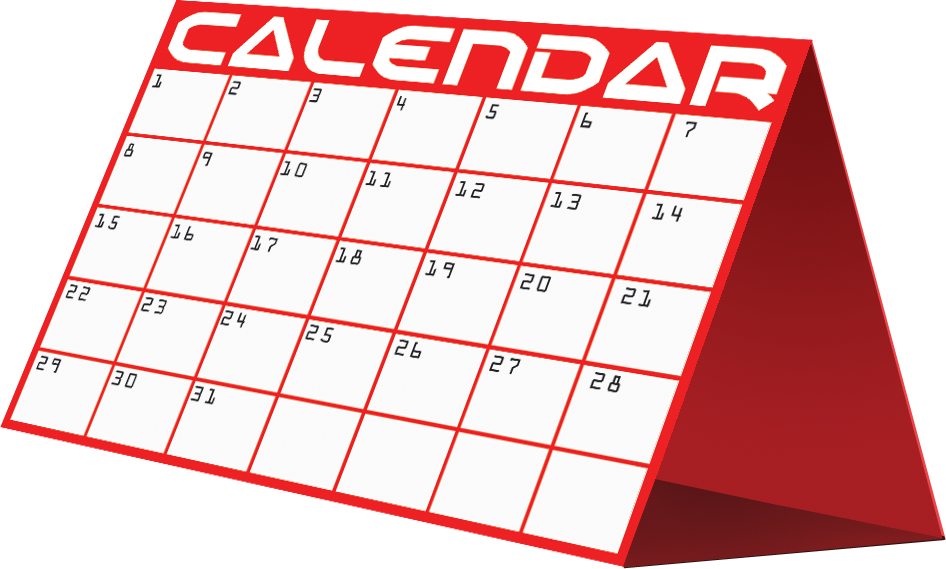 April Calendar Clipart : Free calendar image cliparts