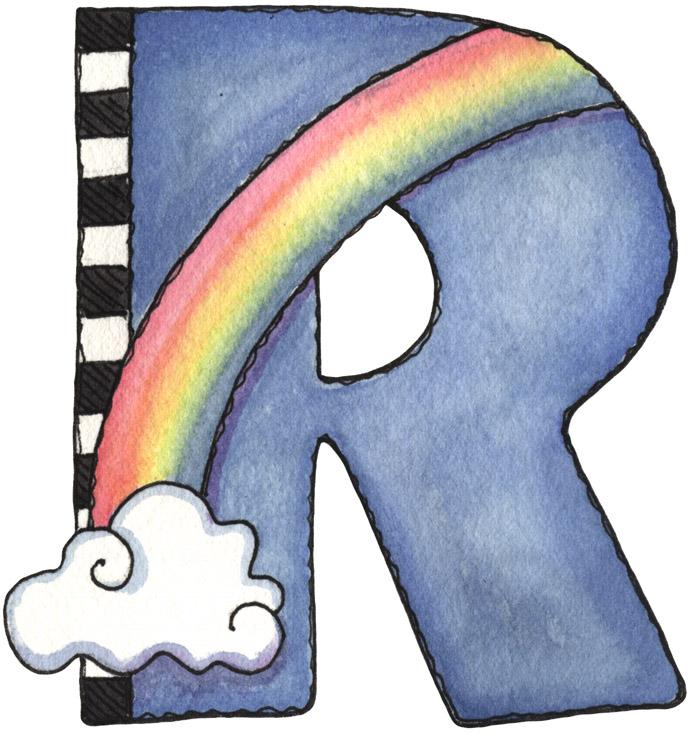 image letter r - photo #8