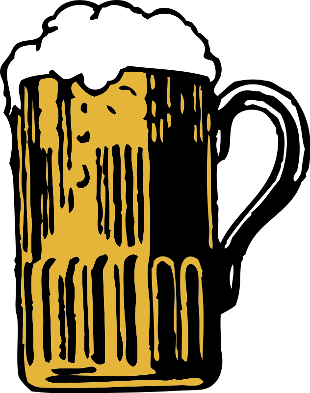 Clipart Beer Mug - Cliparts.co