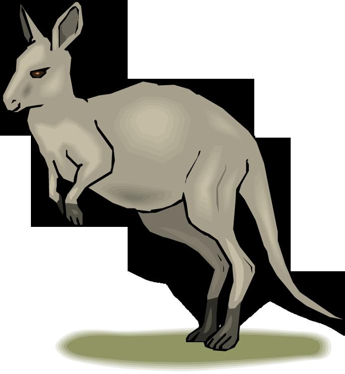 kangaroo pouch clipart - photo #37