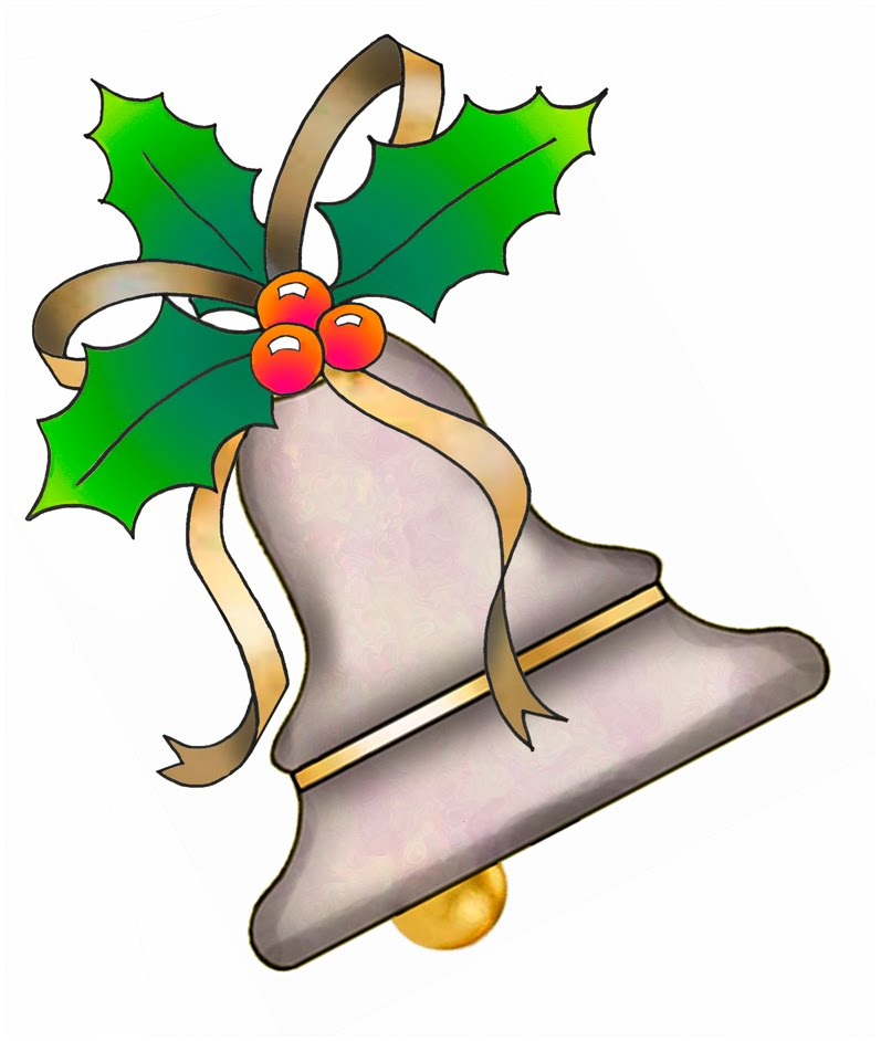 Images Of Christmas Bells - Cliparts.co