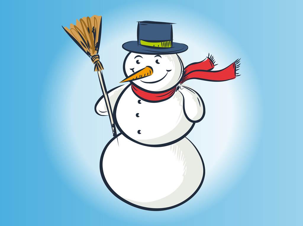 Cartoon Snowman Pictures - Cliparts.co