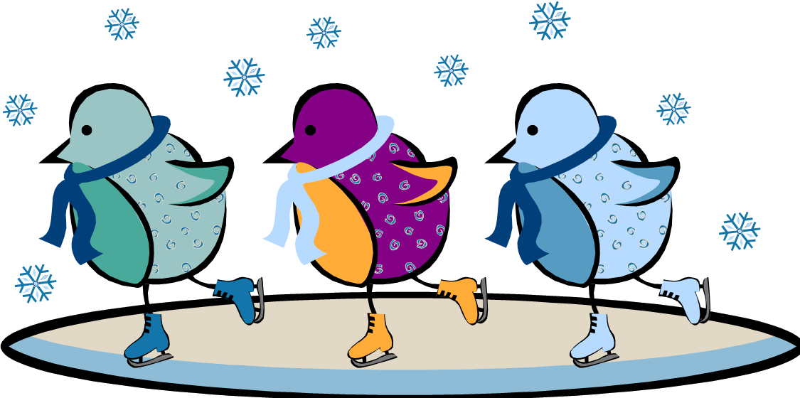Ice Skating Clip Art - ClipArt Best