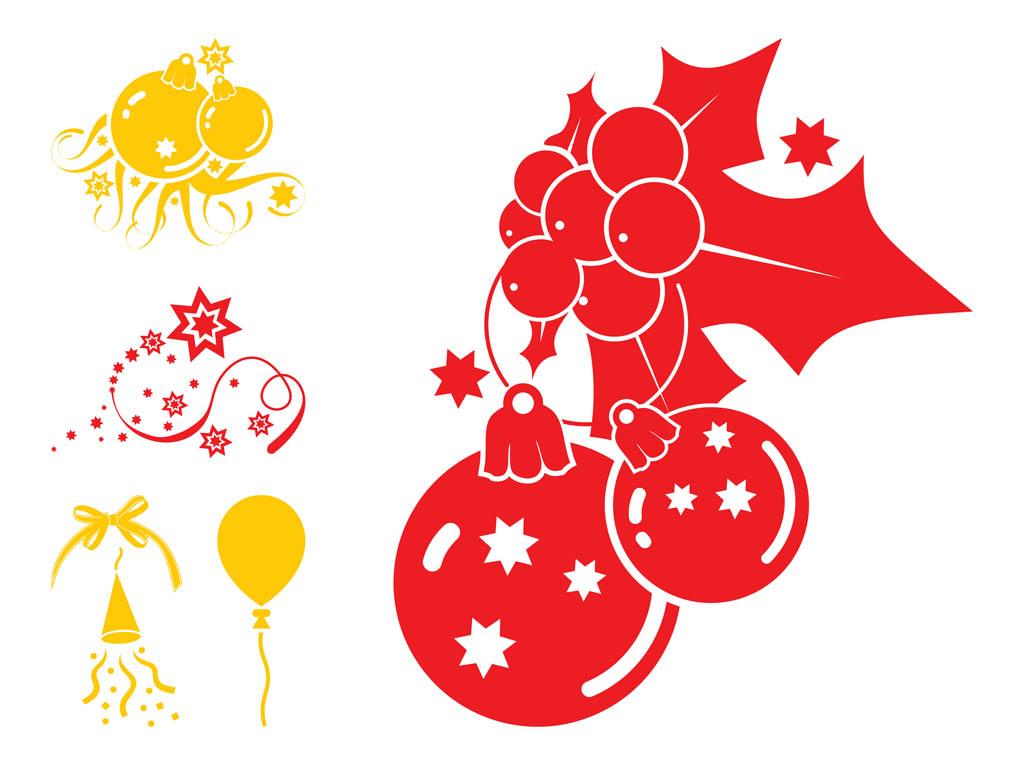 christmas clipart free vector - photo #16