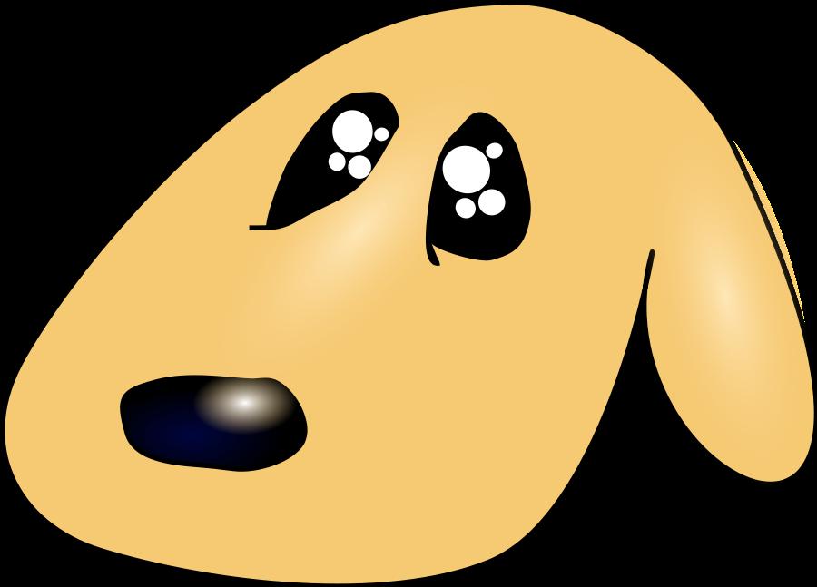 Cartoon Sleeping Dog - Cliparts.co