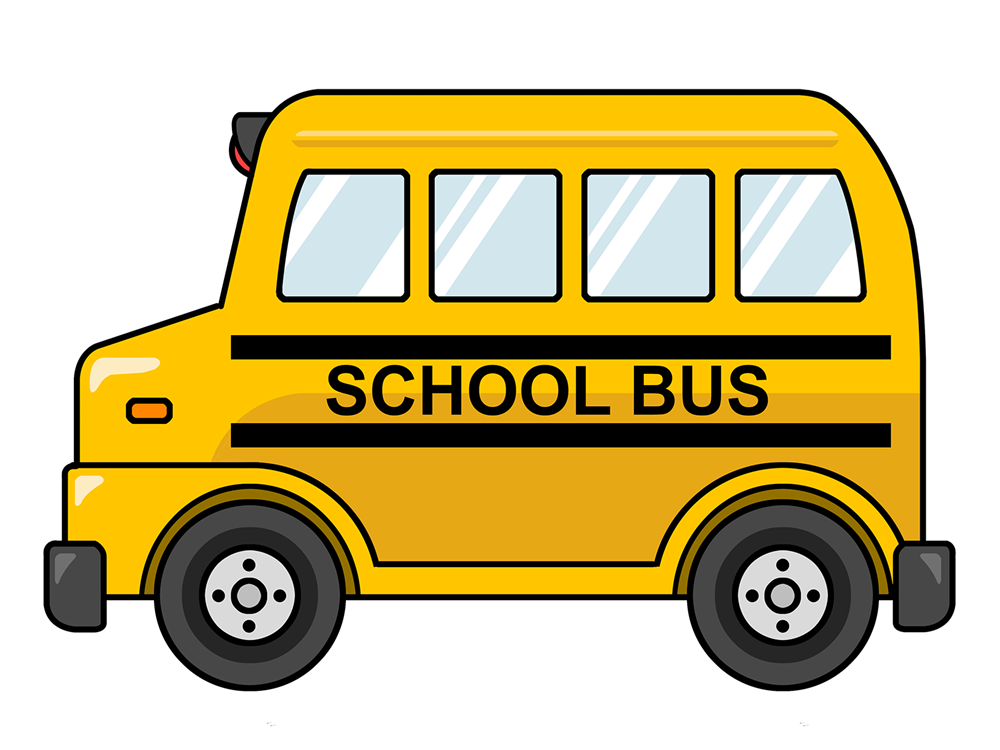 back to school bus clipart - photo #9