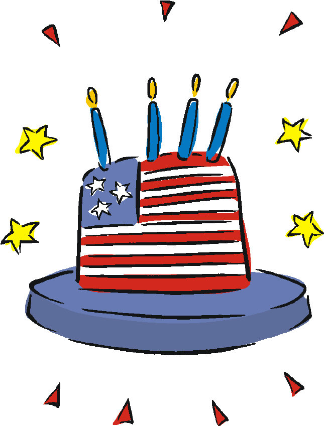 U.S.A.★Independence Day Free Funny Clip Art: Page 1 of 4th of ...