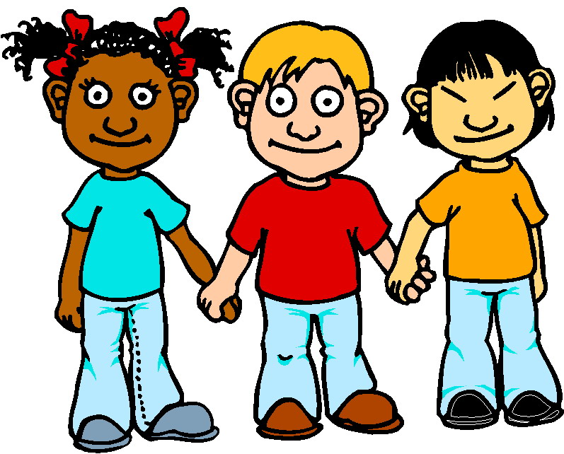 Kindergarten Kids Clipart