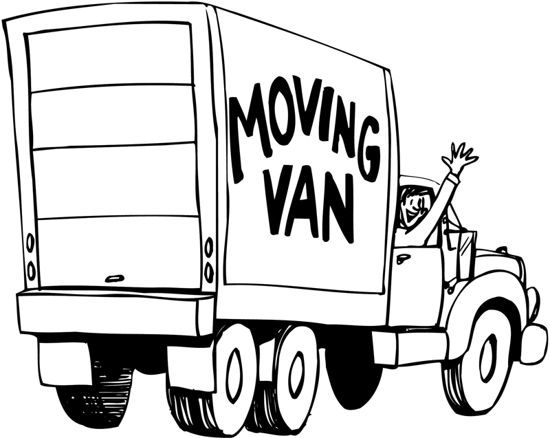 Relocation Clipart