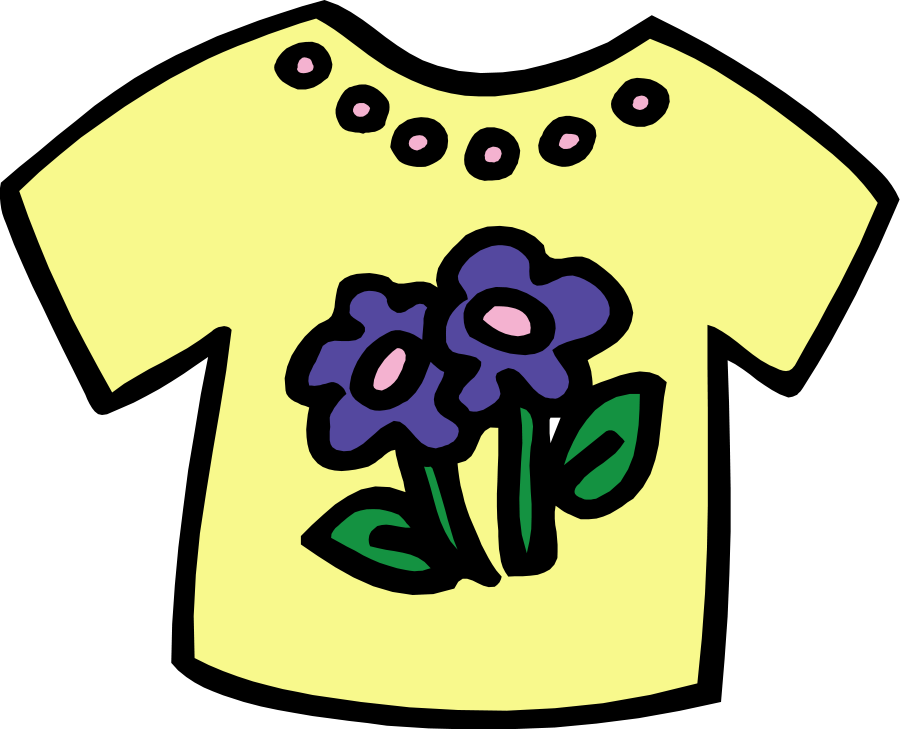 clothes clipart images - photo #3