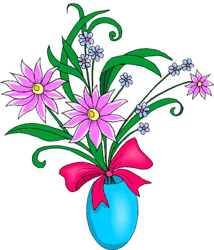 Flower clip art free | Free Reference Images