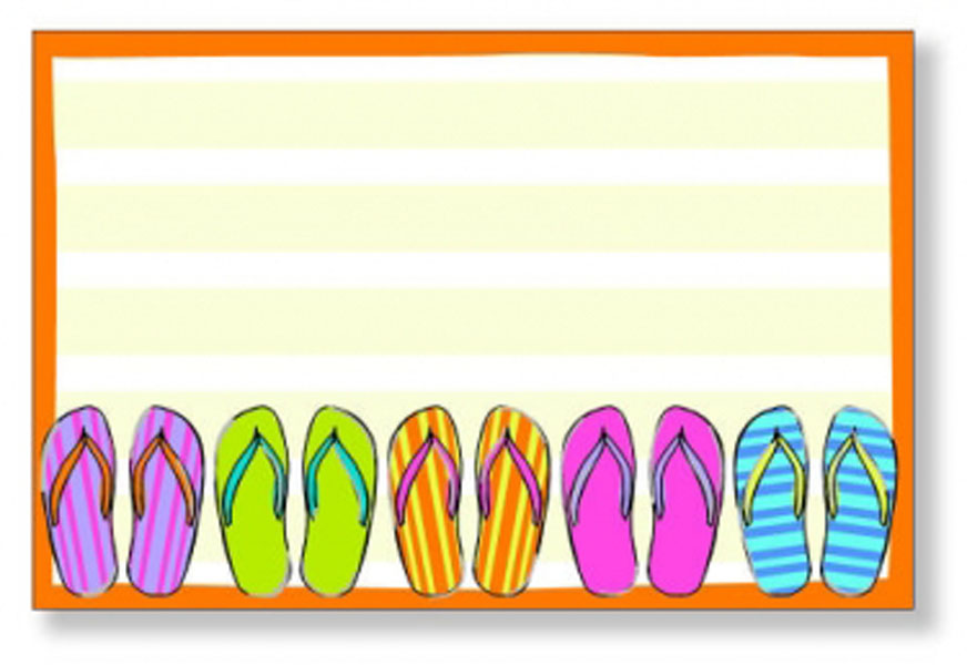 Free Flip Flop Clip Art - Cliparts.co