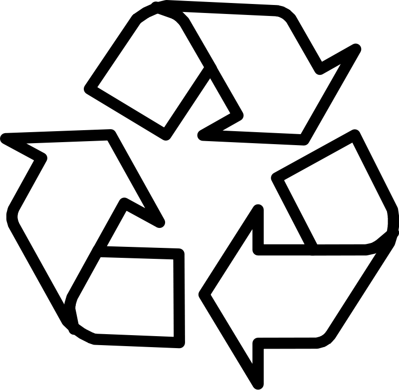 Recycle Symbol Clip Art - Cliparts.co