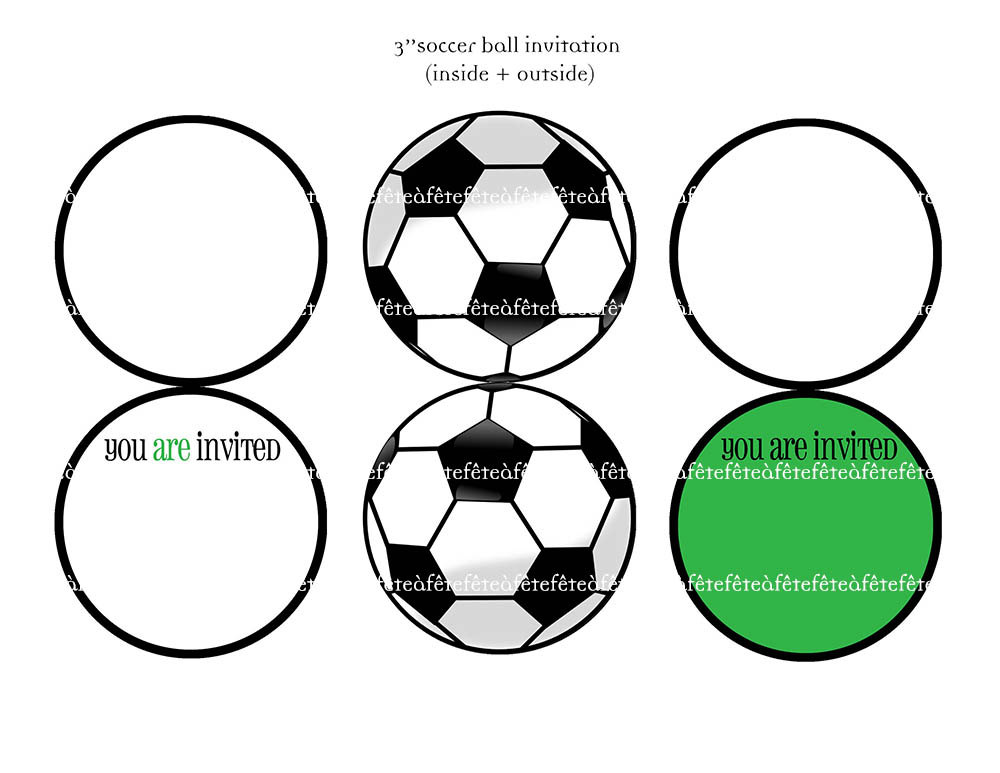 Printable Pictures Of Soccer Balls - Cliparts.co