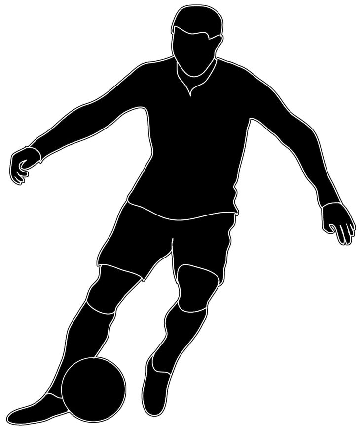 Soccer Kids Clip Art Black And White | Clipart Panda - Free ...
