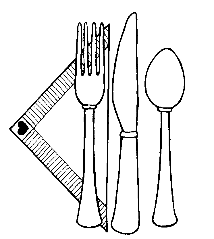 table setting coloring pages - photo #43
