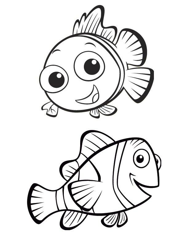 Finding Nemo Clip Art - Cliparts.co