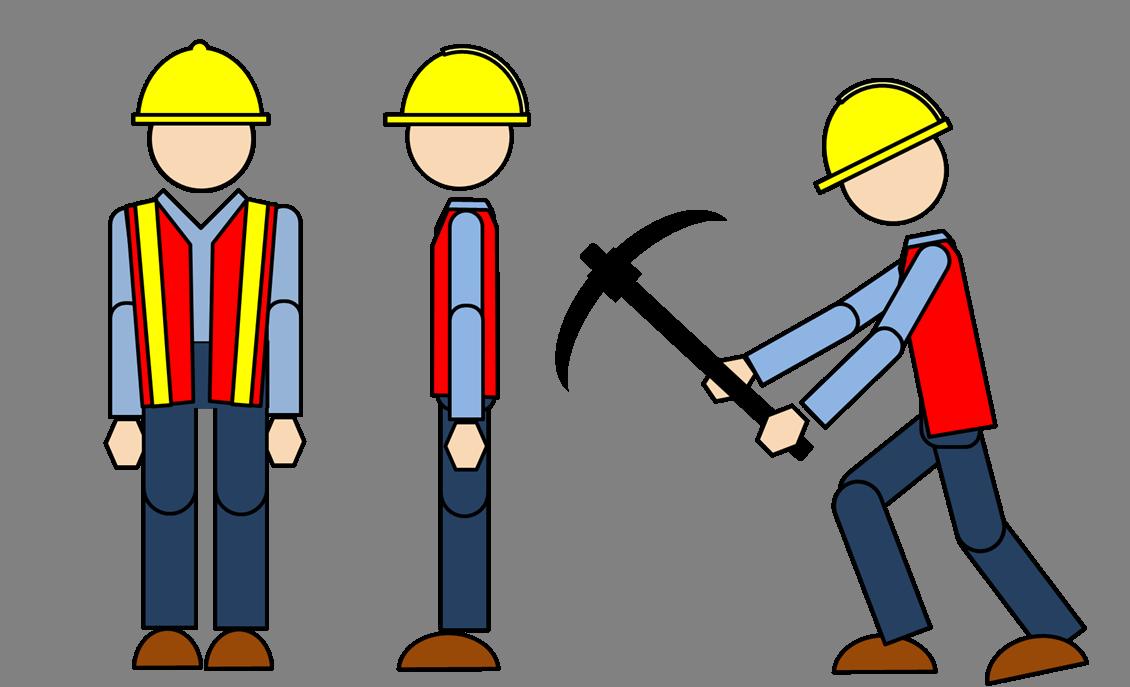 clipart construction worker cartoon - photo #10