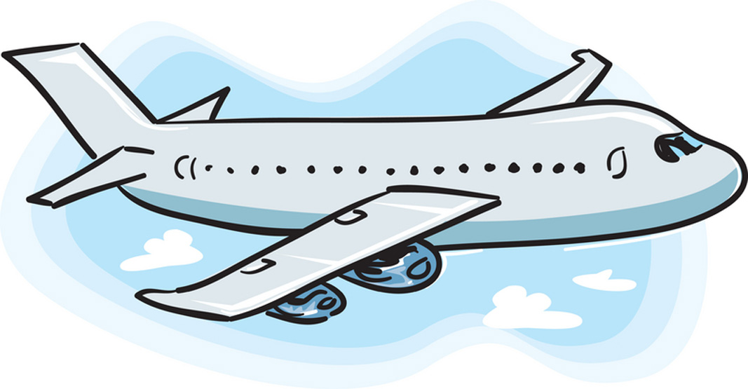 small airplane clipart free - photo #21