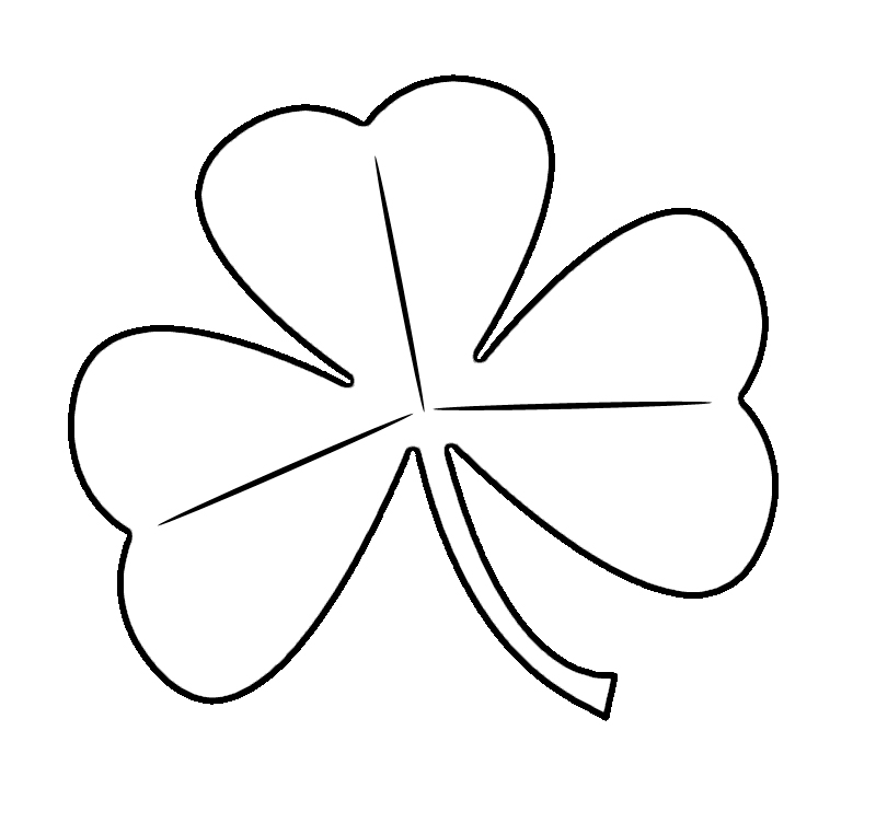 Free St. Patrick's Day Shamrocks Clip Art Images - ClipArt Best ...