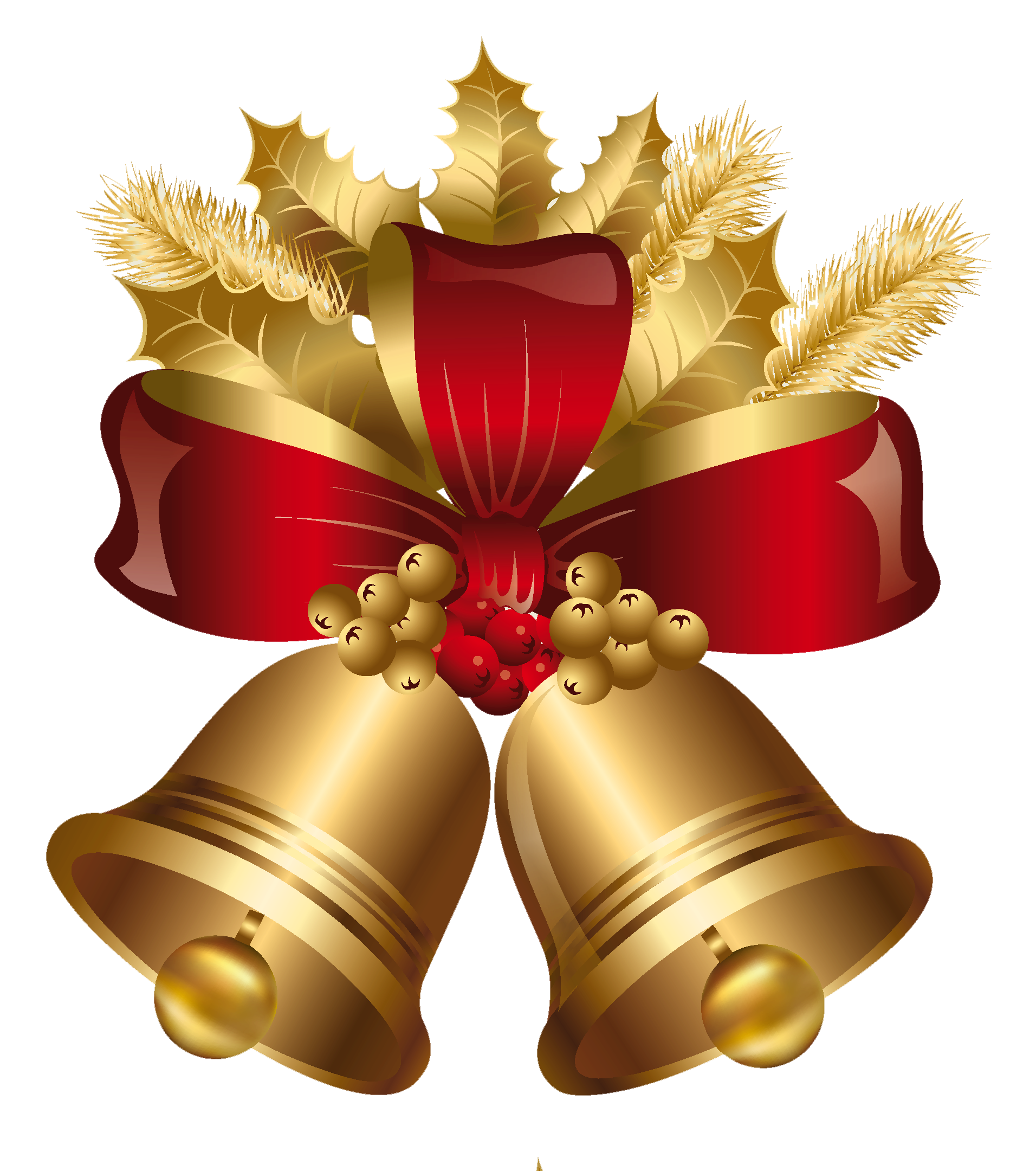 Christmas Bell Clipart Free
